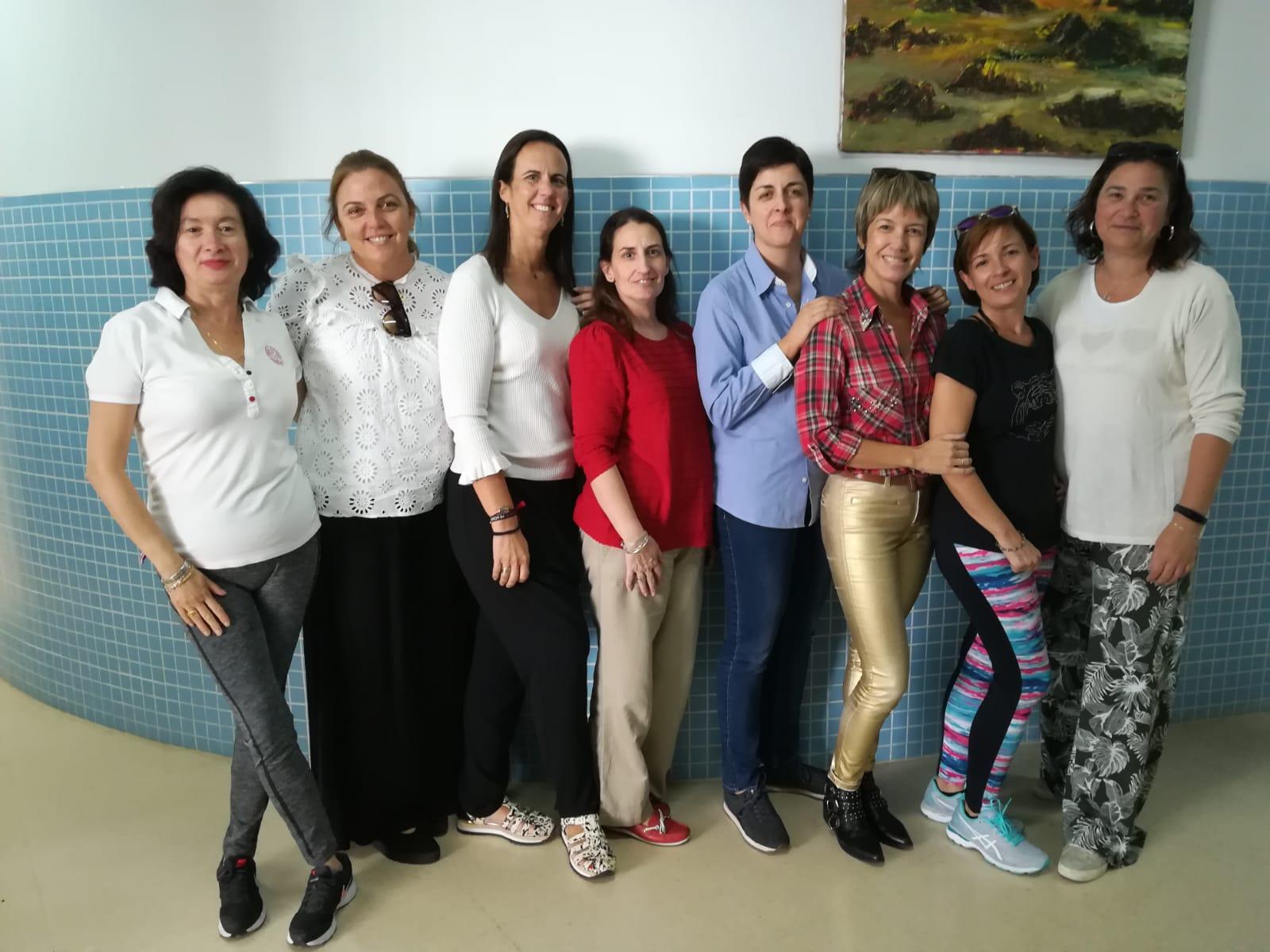 NUEVA DIRECTIVA DEL AMPA EN EL IES ITACA