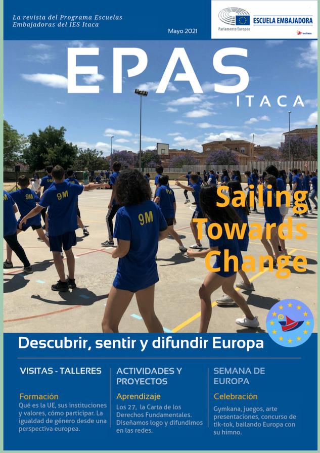 La revista del programa EPAS en el Ítaca