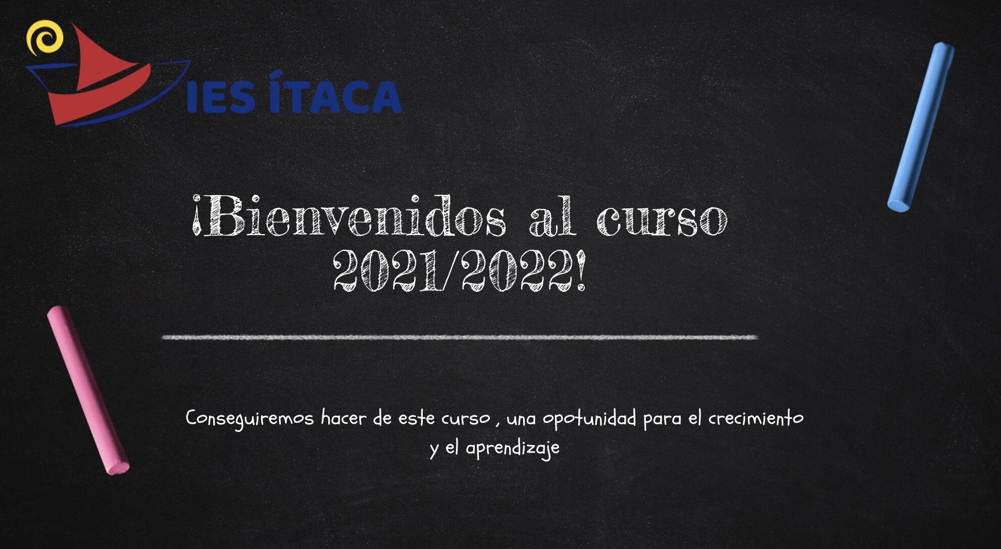 PRESENTACIÓN REUNIÓN INICIAL FAMILIAS ALUMNADO 2021-2022