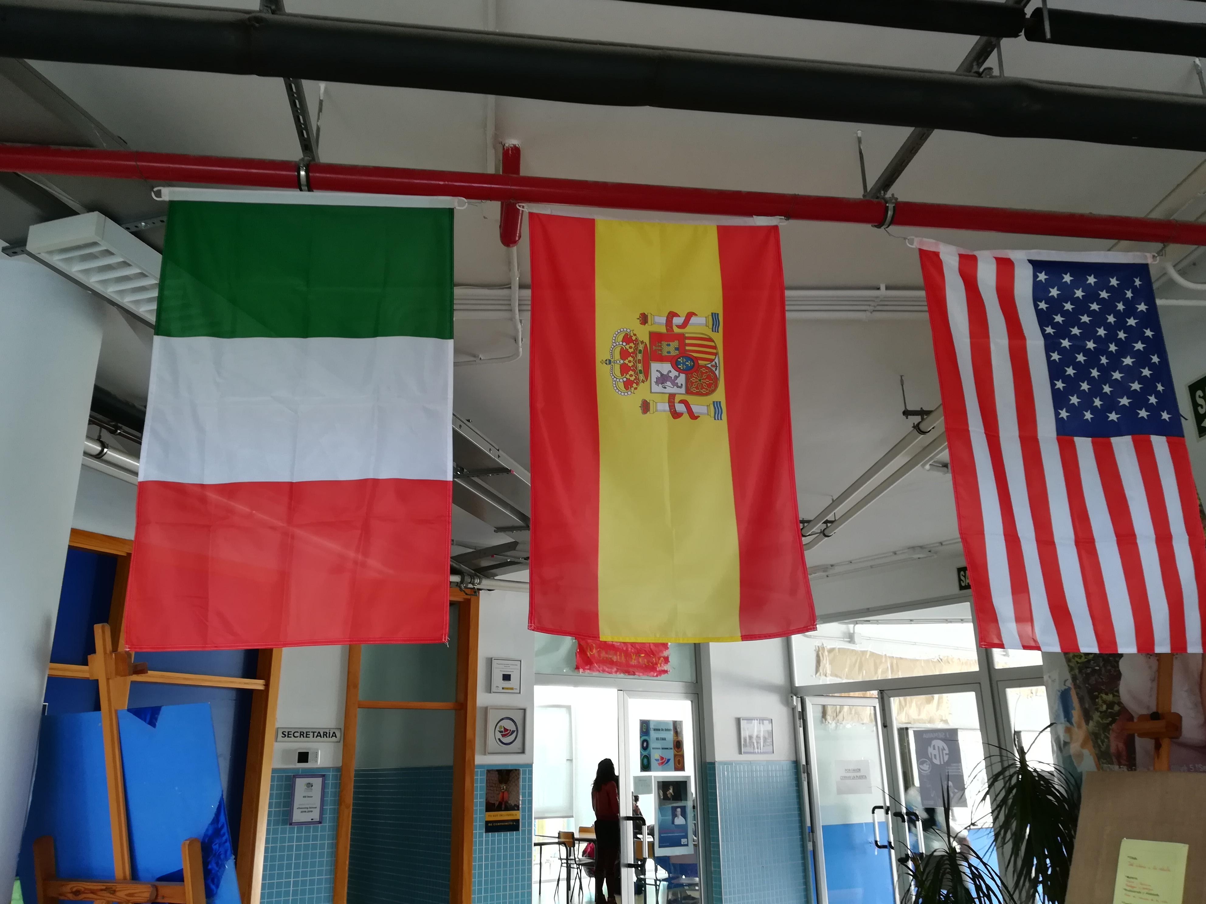 Intensa actividad internacional: recibimos a los estudiantes de Cambridge, Maynard y Padova