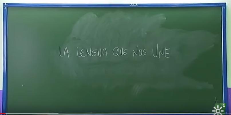"""El IES ÍTACA colabora con el programa """"Los Reporteros"""" para un reportaje sobre la Lengua Española"""